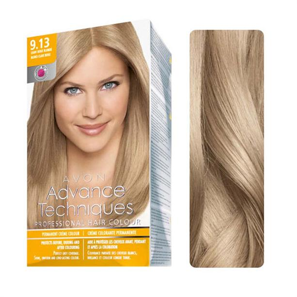 Темно коричневая краска для волос